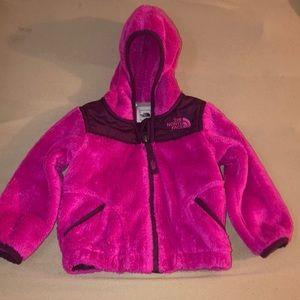 Infant north face fleece